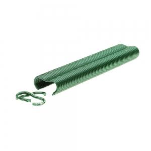 Capse gard Rapid HOG VR22, 5-11 mm, plastifiate verde, 1100 buc/blister1