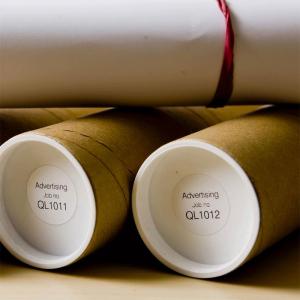 Etichete termice universale rotunde Ø20 mm, plastic alb, permanente, 1 rola, 300 etichete/rola, pentru imprimanta M110 si M2004