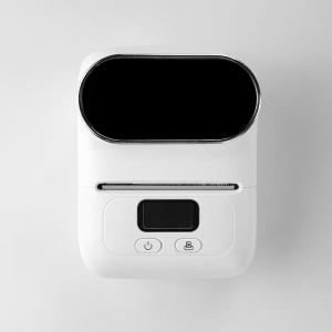 Imprimanta termica portabila Sanco Labelwriter M110 Bluetooth aparat de etichetat cu etichete in rola, acumulator Li-Ion 1500 mAh, incarcator la retea 230V, cablu date, rola suport etichete ajustabila12