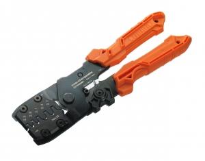 Cleste sertizare multifunctional ultra-precis ENGINNER PAD-13, cap sertizare interschimbabil, 205 mm, fabricat in Japonia11