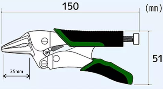 Screw Removal Plier