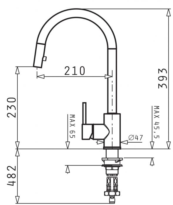 Baterie Bucatarie Pyramis Amada Crom [1]