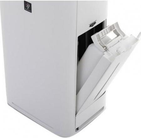 Purificator de aer Sharp KC-G60EU-W, Acoperire pana la 50 mp, Filtru HEPA, Nivel zgomot 24dB (Alb) [3]
