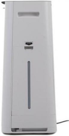 Purificator de aer Sharp KC-G60EU-W, Acoperire pana la 50 mp, Filtru HEPA, Nivel zgomot 24dB (Alb) [4]