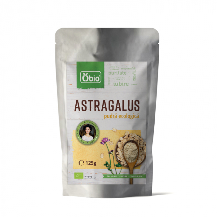 Astragalus pulbere raw eco 125g [0]