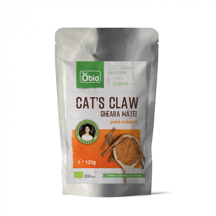 Cat s claw pulbere raw eco 125g                                                                      [0]