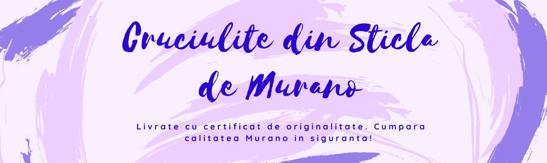 Cruciulite Murano