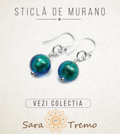 Banner homepage sticla de murano