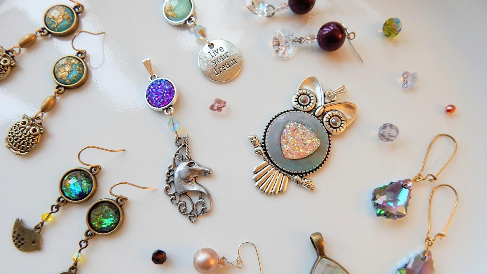 6 motive pentru care sa achizitionezi bijuterii handmade