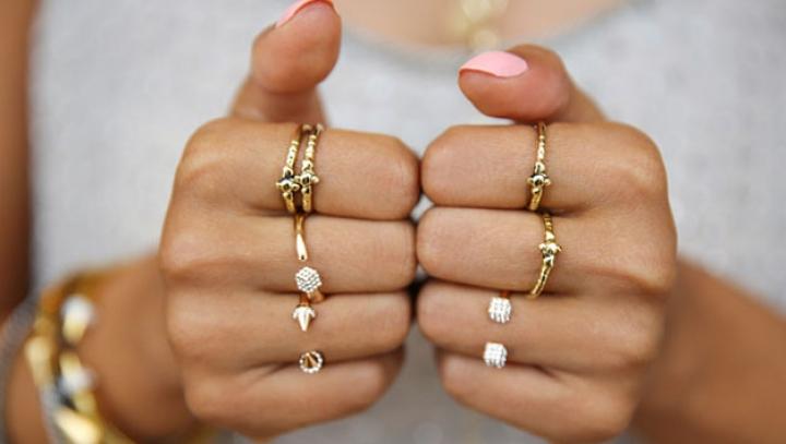 Semnificatia inelelor pentru femei