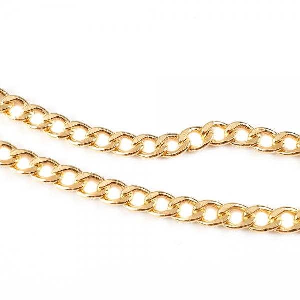 Lant placat cu aur SaraTremo [2]