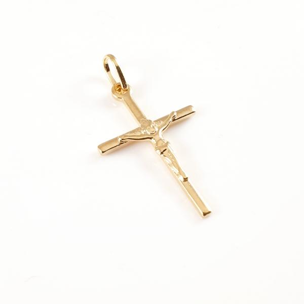 Cruciulita placata cu aur SaraTremo [0]