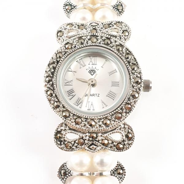 Ceas din argint masiv Princess by SaraTremo edenboutique imagine 2021