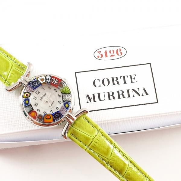 Ceas cu sticla de Murano [0]