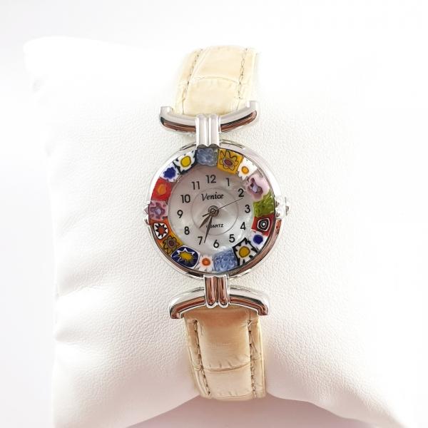 Ceas cu sticla de Murano [1]