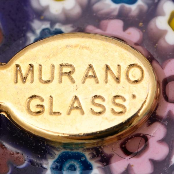 Colier sticla de Murano 4