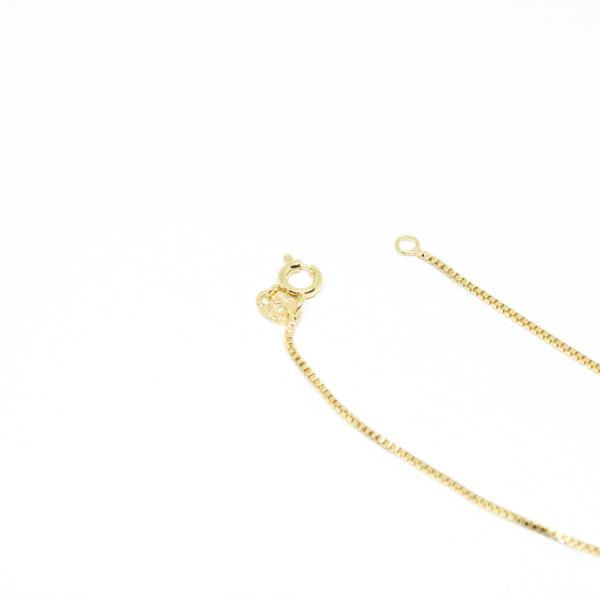 Bratara pentru glezna placata cu aur 25 cm Medieval 2