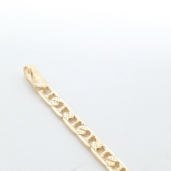 Bratara placata cu aur SaraTremo 3