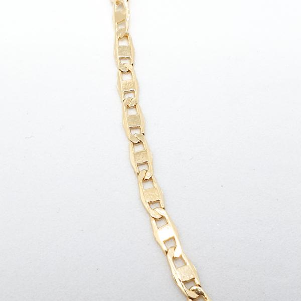 Bratara placata cu aur SaraTremo 1