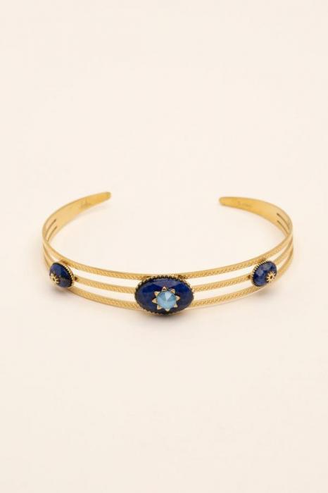 Bratara cu pietre naturale Lapis Lazuli [5]