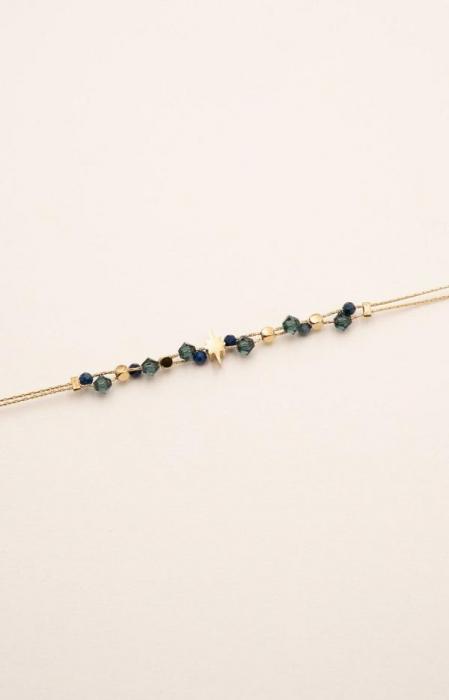 Bratara cu pietre naturale Lapis Lazuli [4]