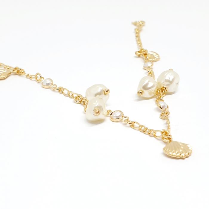 Bratara luxury placata cu aur 22 cm Switzerland [2]