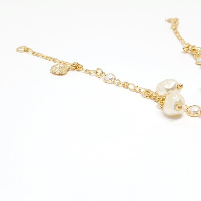Bratara luxury placata cu aur 22 cm Switzerland [3]