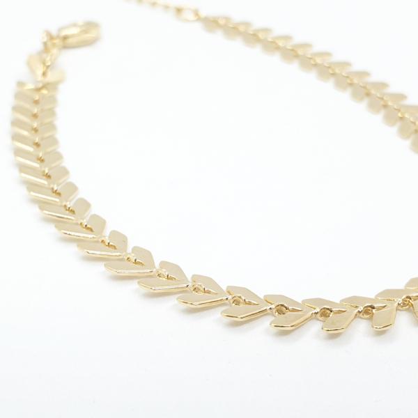 Bratara placata cu aur SaraTremo [3]