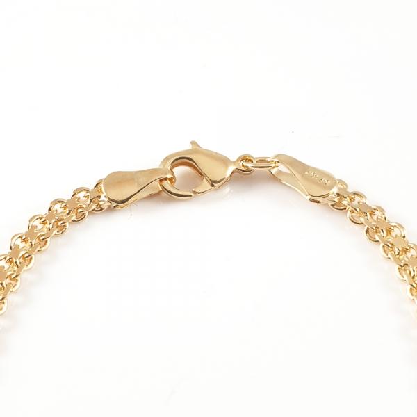 Bratara placata cu aur SaraTremo [5]