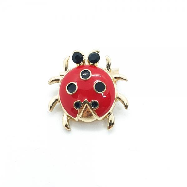 Brosa Medium Ladybug SaraTremo 0