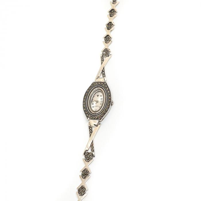 Ceas din argint masiv SaraTremo [8]