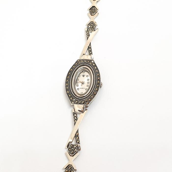 Ceas din argint masiv SaraTremo 13