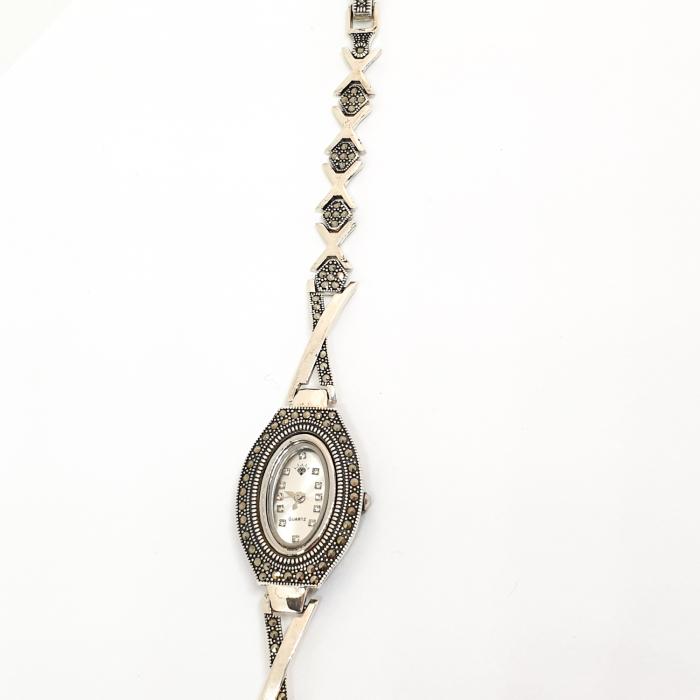 Ceas din argint masiv SaraTremo [9]