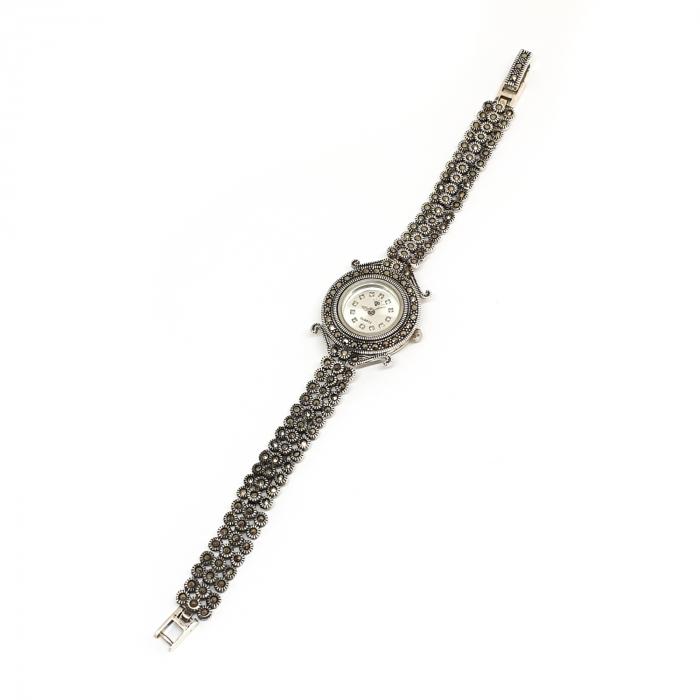 Ceas din argint masiv SaraTremo 11