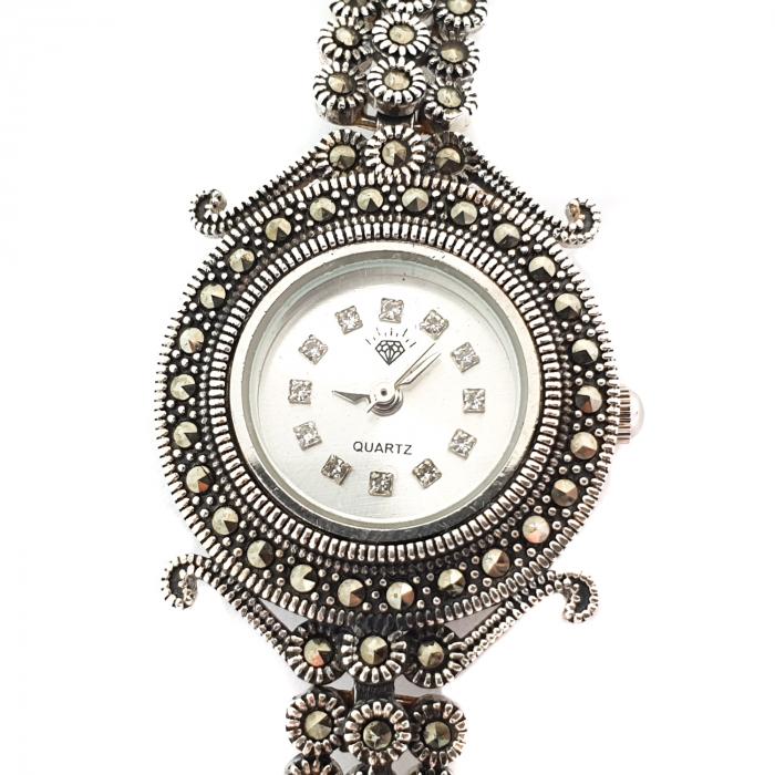 Ceas din argint masiv SaraTremo 0