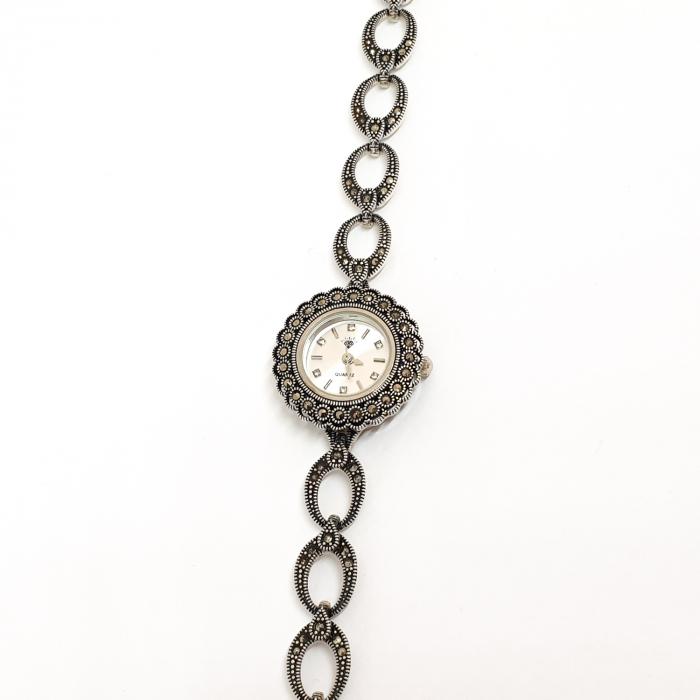 Ceas din argint masiv SaraTremo 12