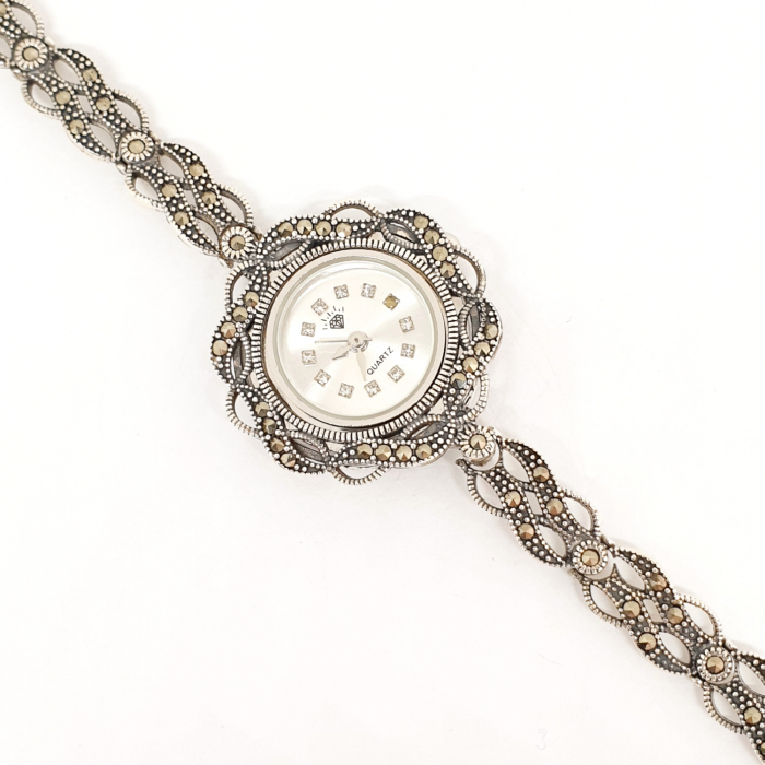 Ceas din argint masiv SaraTremo [3]