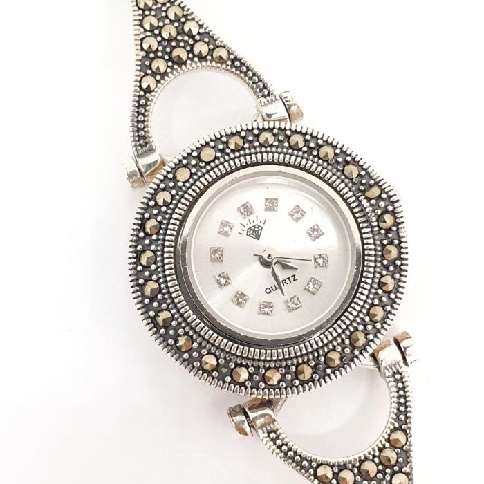 Ceas din argint masiv SaraTremo [2]