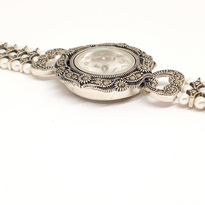 Ceas din argint masiv SaraTremo [14]