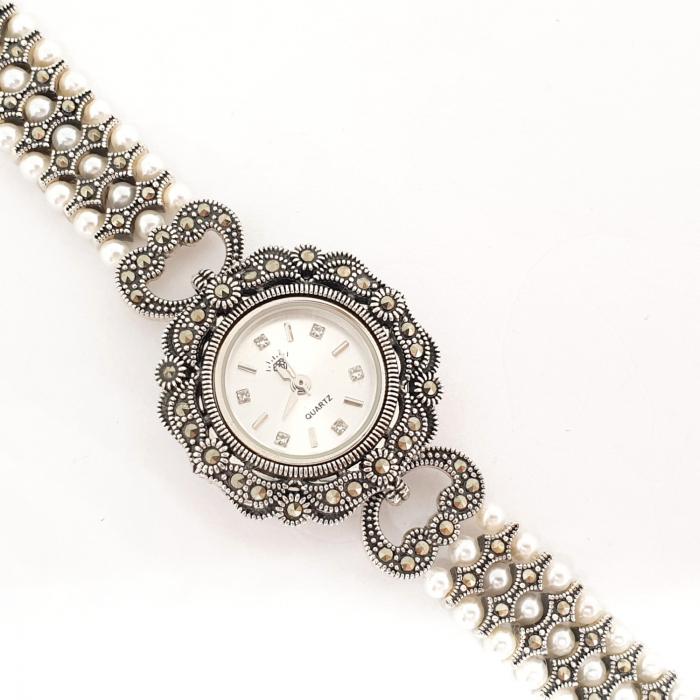 Ceas din argint masiv SaraTremo [17]