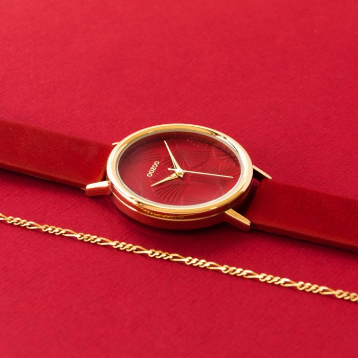 Ceas Oozoo Timepieces C10393 pentru femei [1]