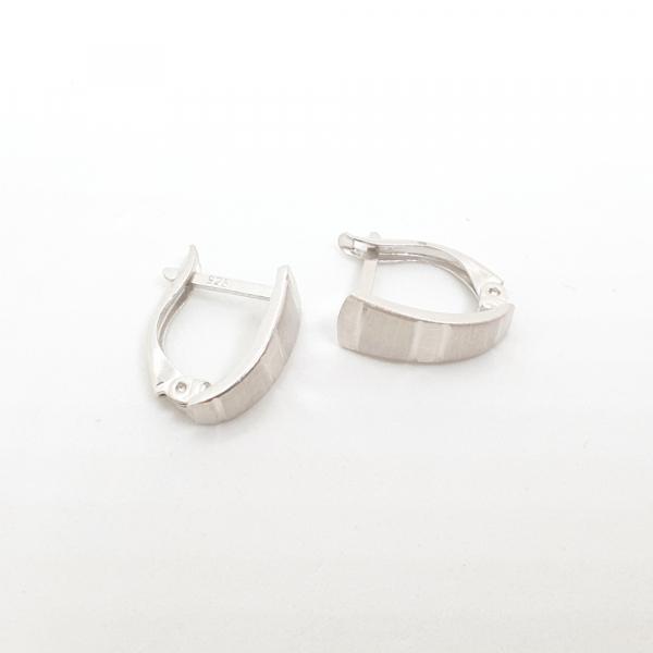 Cercei argint SaraTremo 3