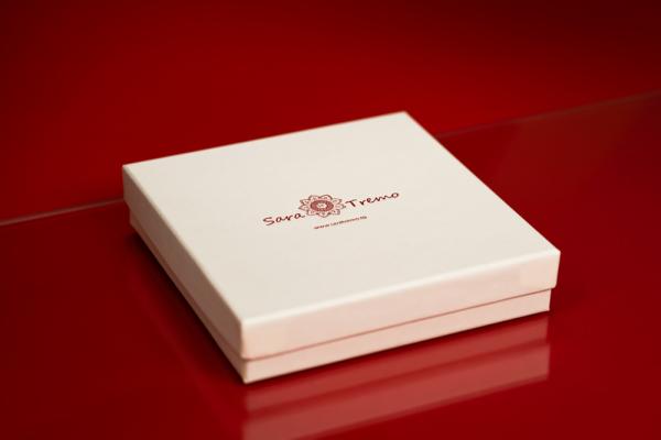 Colier cu sticluta de parfum SaraTremo 6