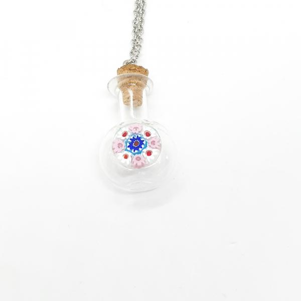 Colier cu sticluta de parfum SaraTremo 4