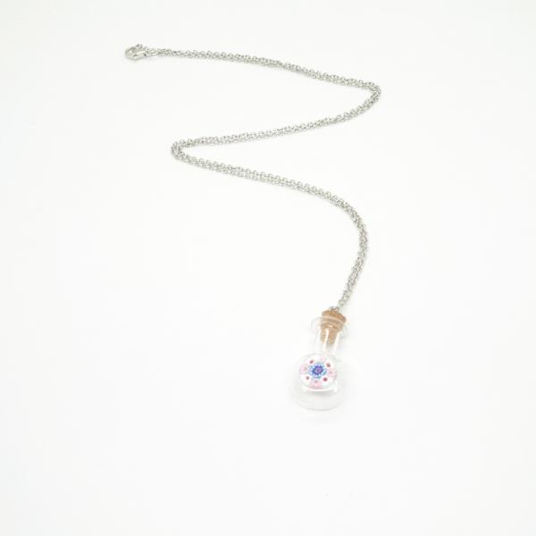 Colier cu sticluta de parfum SaraTremo 3