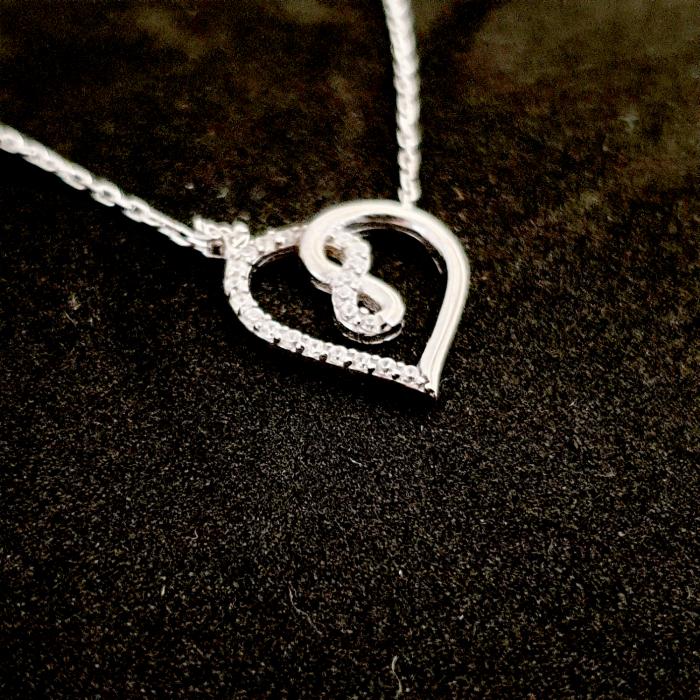 Colier din argint My Great Love [0]