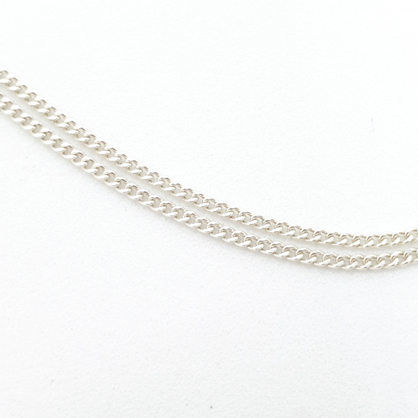 Colier dublu din argint SaraTremo 1