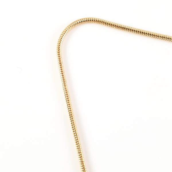 Colier personalizat placat cu aur SaraTremo 5