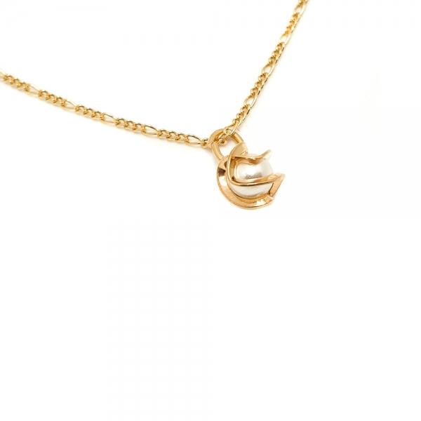 Colier placat cu aur SaraTremo 2