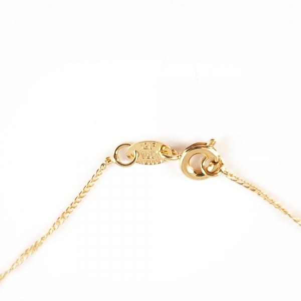 Colier placat cu aur SaraTremo 6